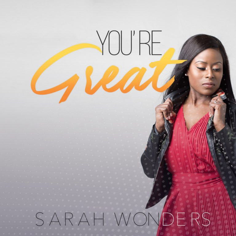 You`re Great by Sarah Wonders