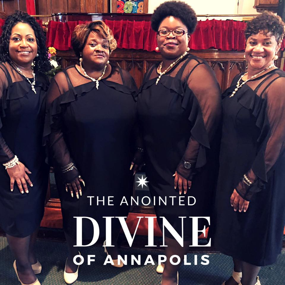 The Anointed Divine Of Annapolis