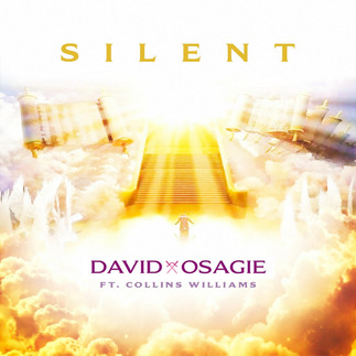 """DAVID OSAGIE X COLLINS WILLIAMS SING IN NEW SINGLE, """"SILENT"""""""