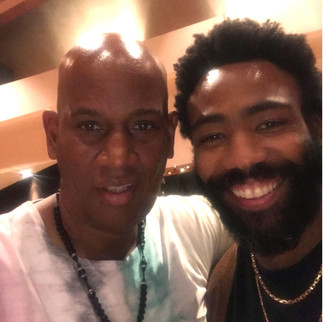 CHILDISH GAMBINO TAPS BRENT JONES FOR NEW RECORDING!