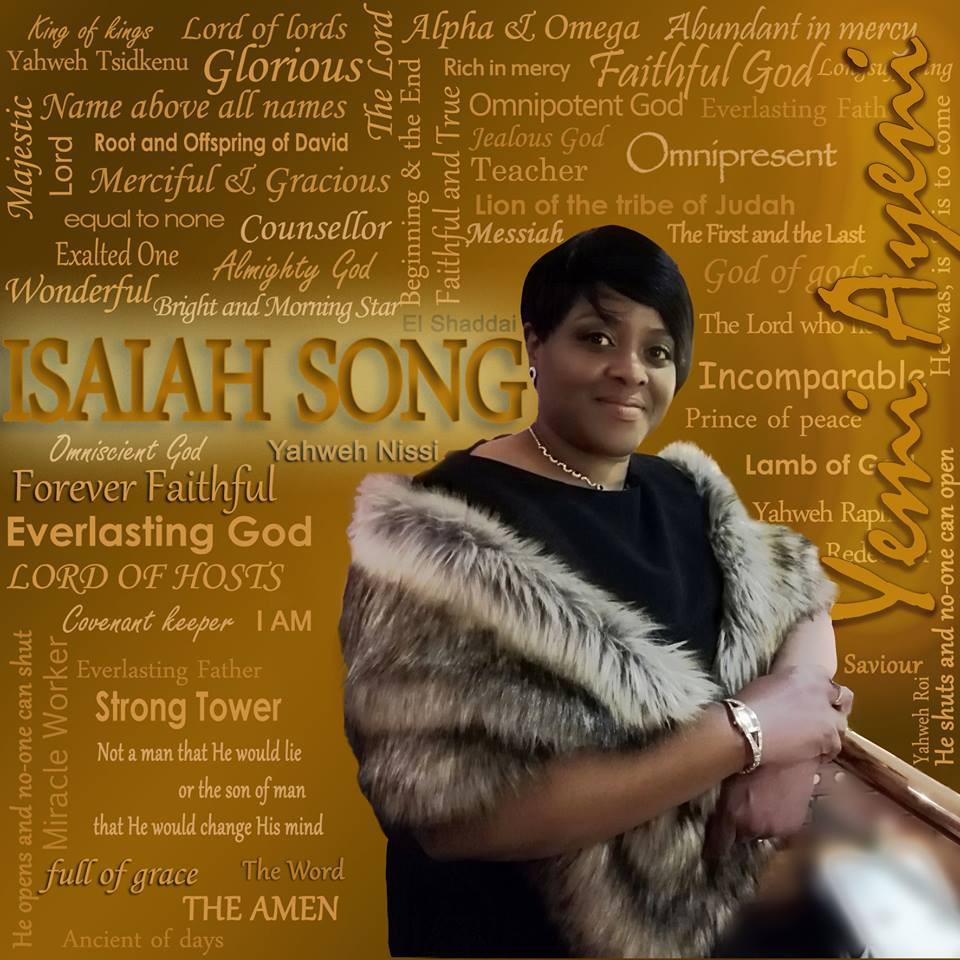Isaiah Song by Yemi Ayeni