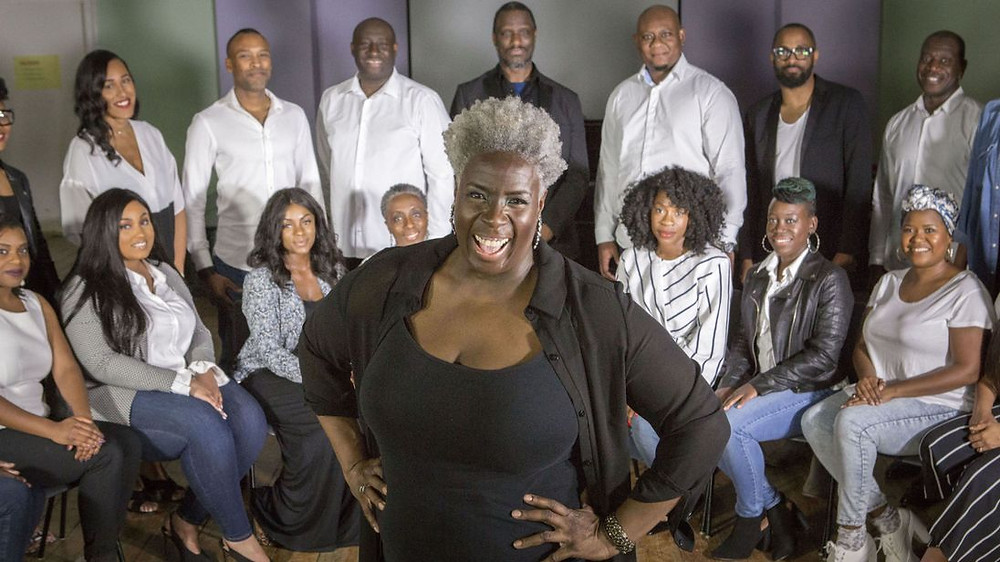 Karen Gibson and The Kingdom Choir