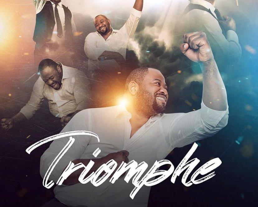 Triomphe (Triumph) by Moise Mbiye