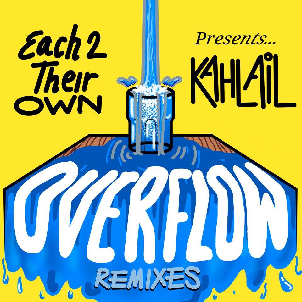 Each 2 Their Own - Overflow