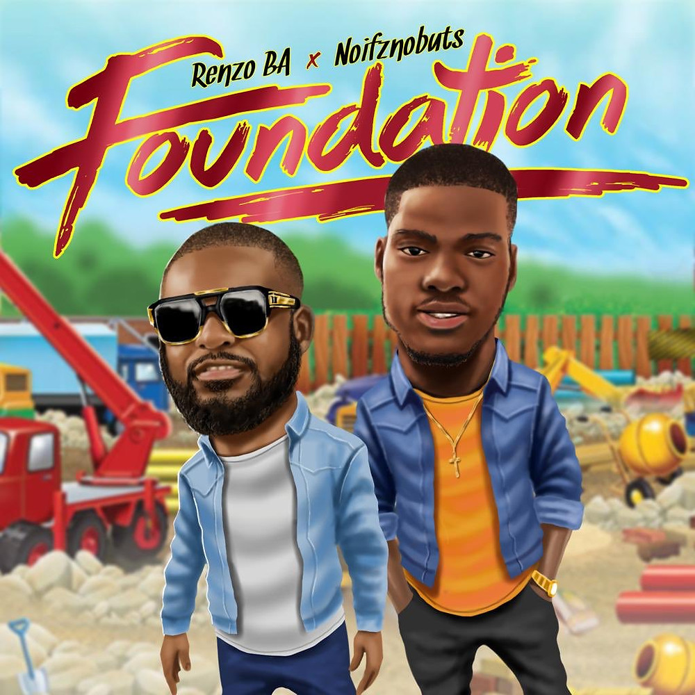 Foundation by Renzo BA featuring NolfzNoButz