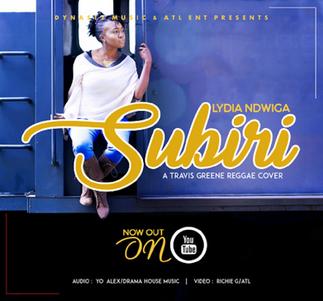 """CHECK OUT """"SUBIRI"""" BY LYDIA NDWIGA"""