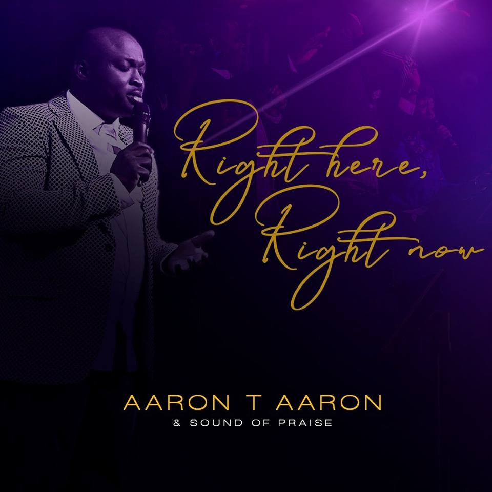 Right Here Right Now by Aaron T Aaron