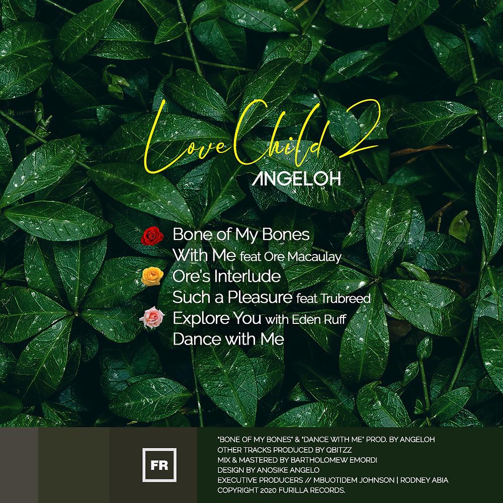 Love Child 2 EP - Angeloh