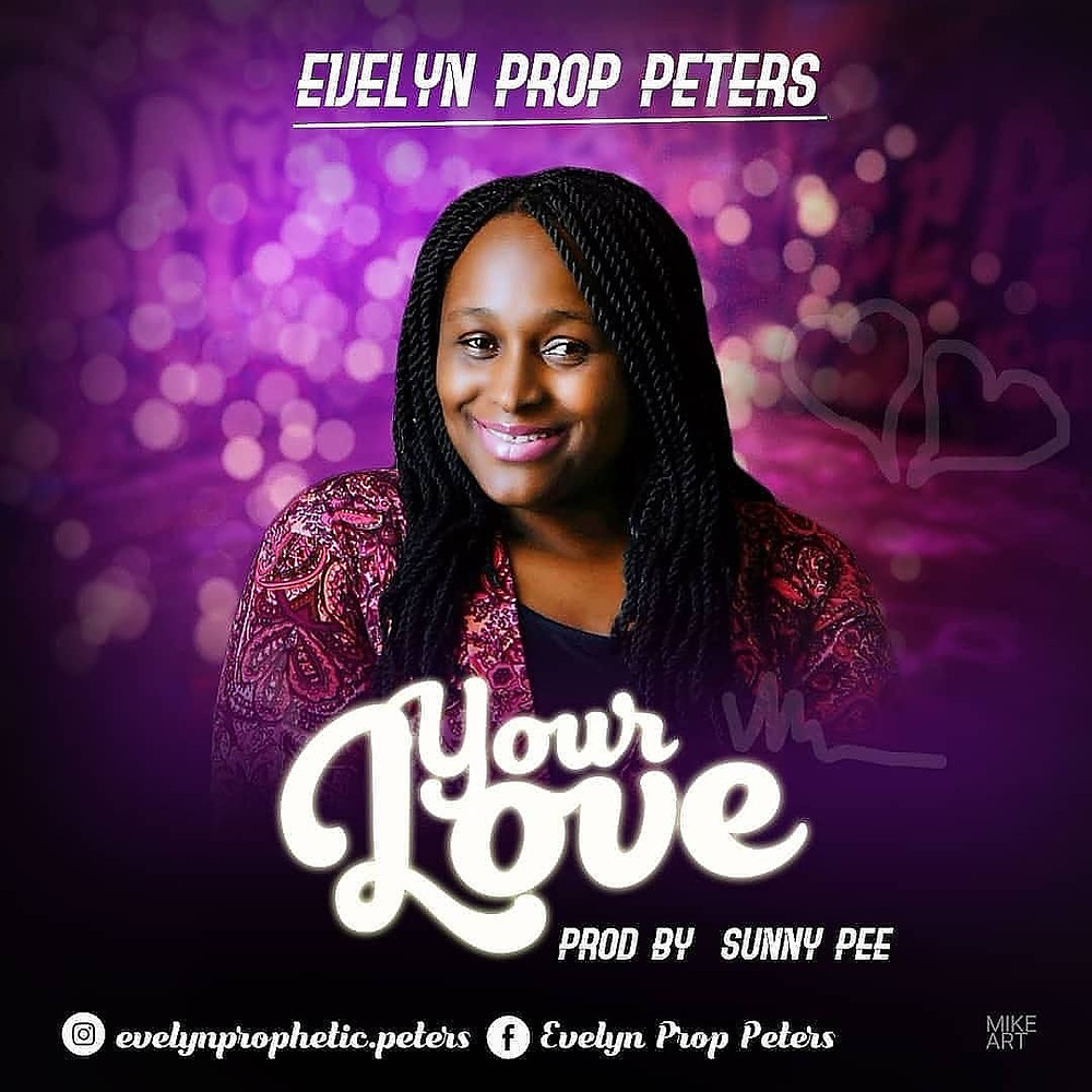Evelyn Peters - Your Love