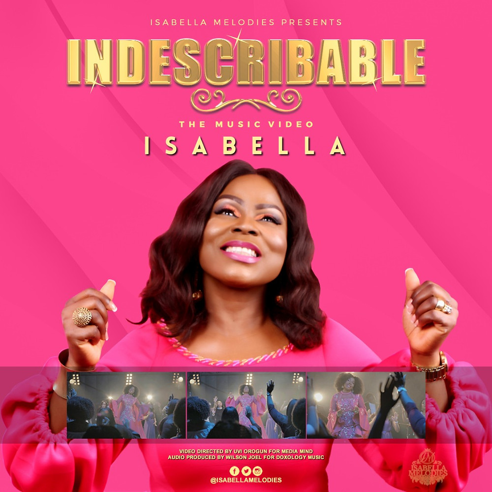 Indescribable by Isabella (Music Video)
