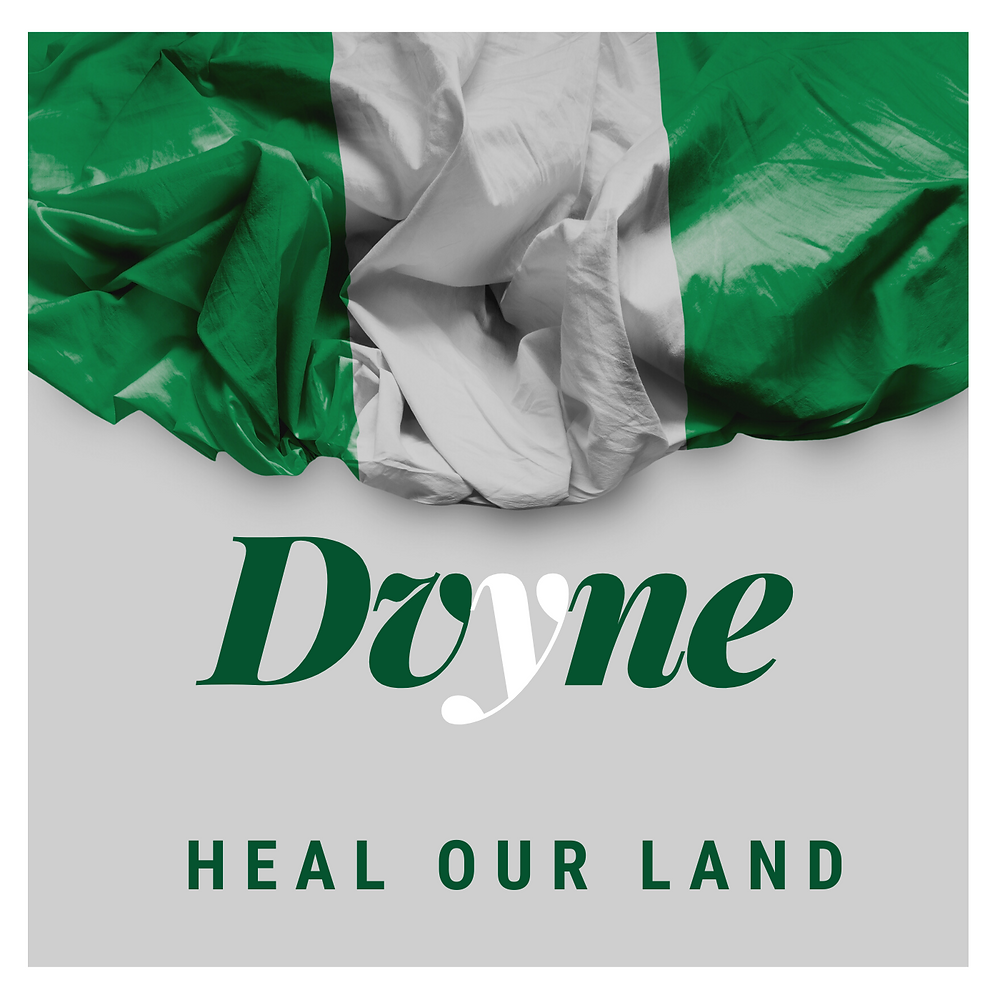 HEAL OUR LAND - Dvyne