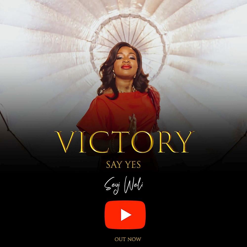 Say Yes by Seyi Weli