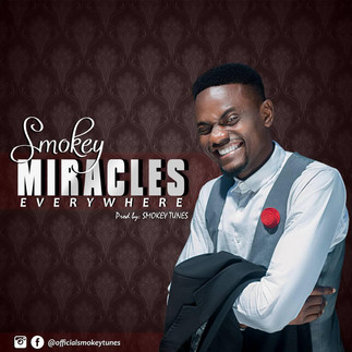 """SMOKEY RELEASES DEBUT SINGLE """"MIRACLE EVERYWHERE"""""""