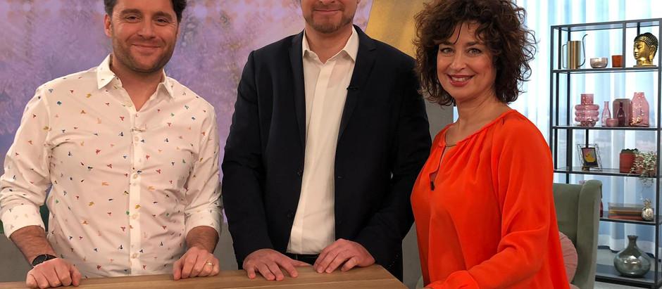 Generation-Z-Versteher Rüdiger Maas Live nach Neun - ARD Das Erste