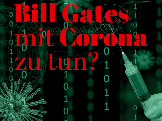 Unsere Buchneuerscheinung: Was hat Bill Gates mit Corona zu tun?