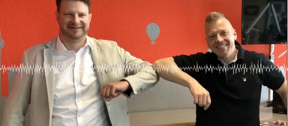 Rüdiger Maas - Ich habe Corona erforscht - Der BB RADIO Mitternachtstalk Podcast