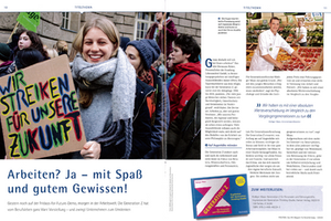 Ein Interview des Generationenforschers Rüdiger Maas in POSITION, Das IHK-Magazin für Berufsbildung.