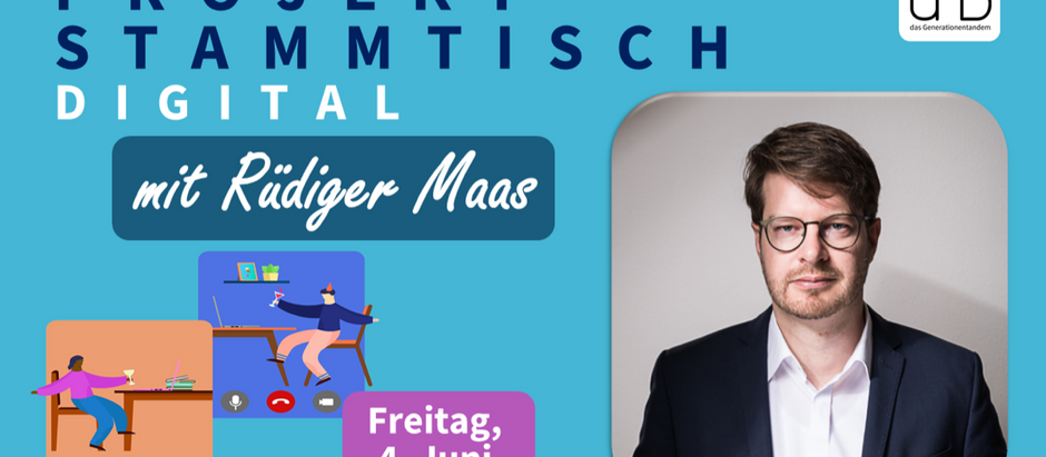 Generationenkonflikte? Experten-Talk mit Rüdiger Maas