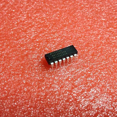 MM74HC32N -Replacing for 74HC32N  SN74HC32N HD74HC32P  MC74HC32AN 74HC32AN