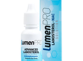 LumenPro Lanosterol Eye Drops for Cataracts