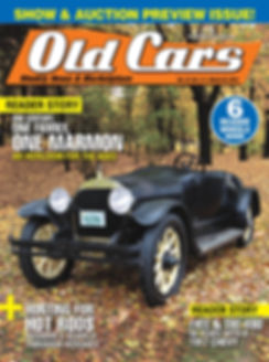 Old Cars Weekly, Marmon, Model 41, Club Roadster
