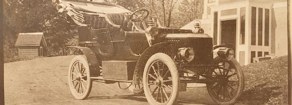 WFW's steamer 1909?