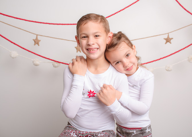Our First Studio Holiday Minis!