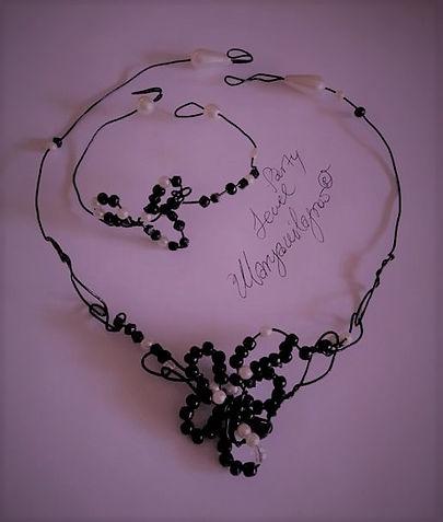 jewel handmade creation at age of 8