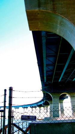 beneath the coronado bridge