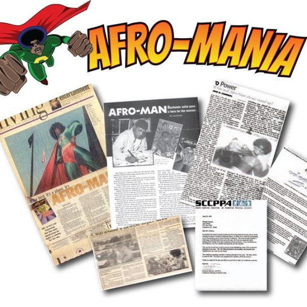 AFRO-MANIA
