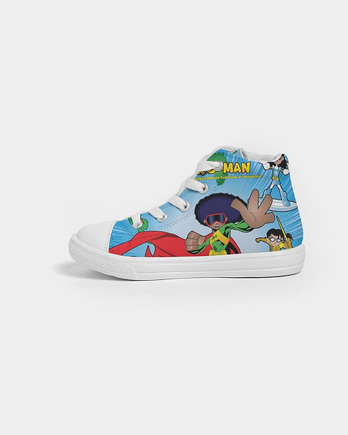 AFRO-MAN KIDS SNEAKERS