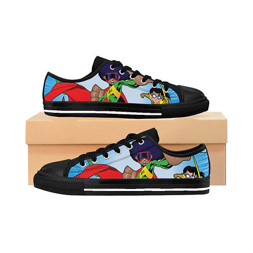 AFRO-MAN Men's Sneakers
