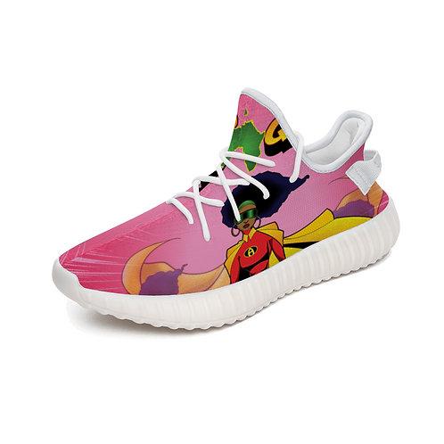 AFRO-QUEEN Yeezy Sneakers