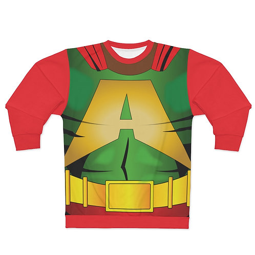 AFRO-MAN AOP Unisex Sweatshirt