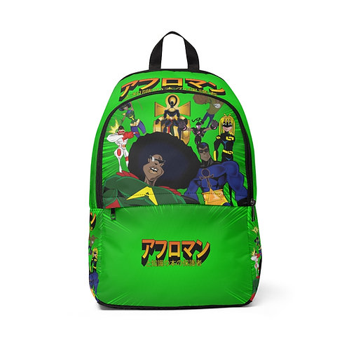 AFRO-MAN JAPANESE Fabric Backpack