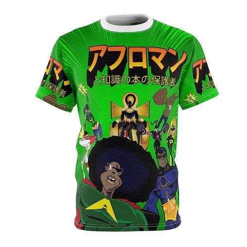 AFRO-MAN JAPAN T-SHIRT