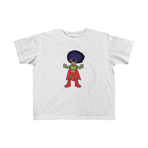 AFRO-MAN Kid's Fine Jersey Tee