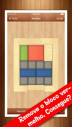 Red Block - Tela 1