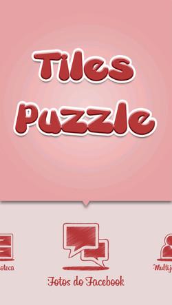 Tiles Puzzle - Tela 4