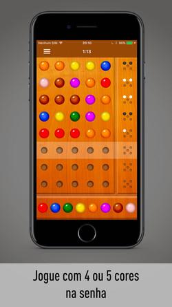 Color Code - Tela 2