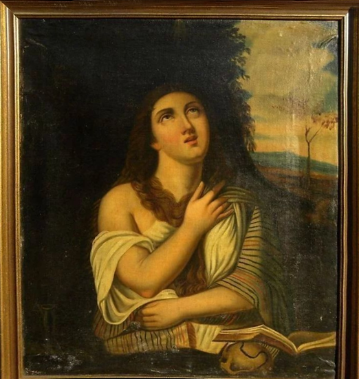 Antique Oil Painting 16th century Old Master