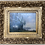 Thumbnail: Antique Auction Framed  Oil Painting landscape by STEPHANO