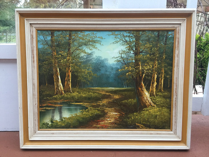 oil Painting on Canvas Landscape