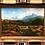 Thumbnail: Large Original oil painting landscape framed 42x32