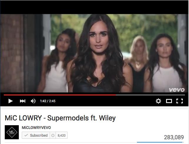 Mic Lowry Music Video