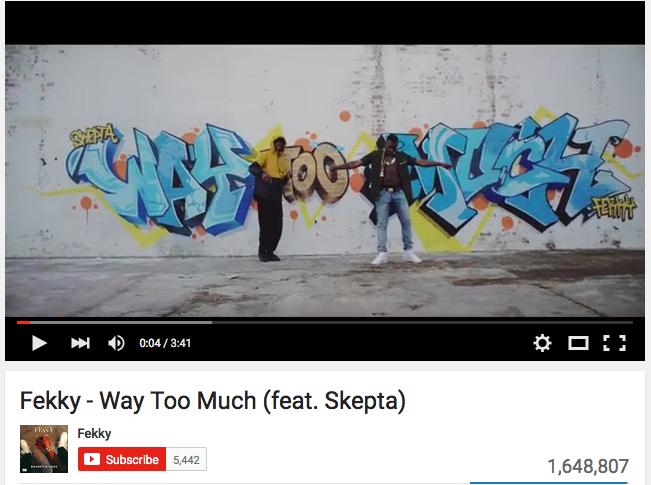 Fekky Music Video
