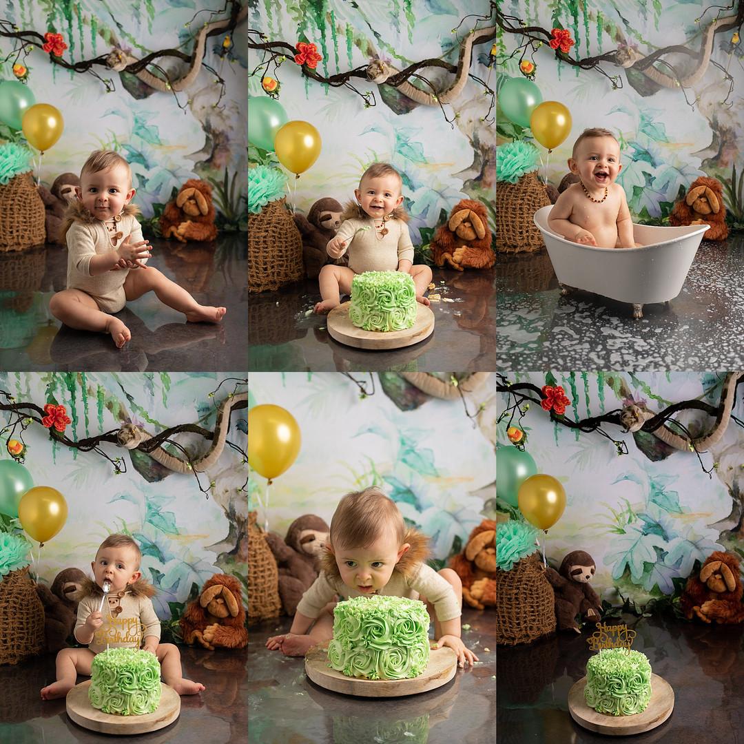 Séance photo premier anniversaire smash the cake lille - Smash the cake lille, houplines, armentières, bondue, Perenchies