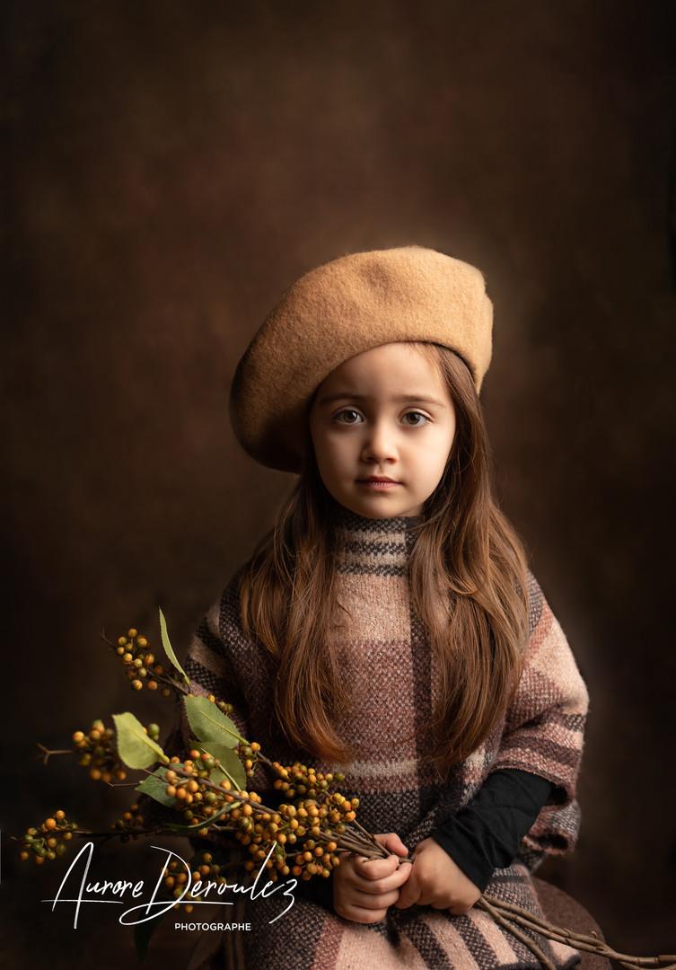 séance photo studio enfant lille Bailleul Hazebroucq Merville Estaire