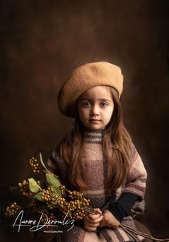 portrait enfant studio lille bailleul