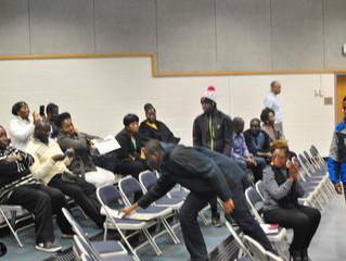 WACC Parent Workshop at Walt Whitman Middle School met with major success!